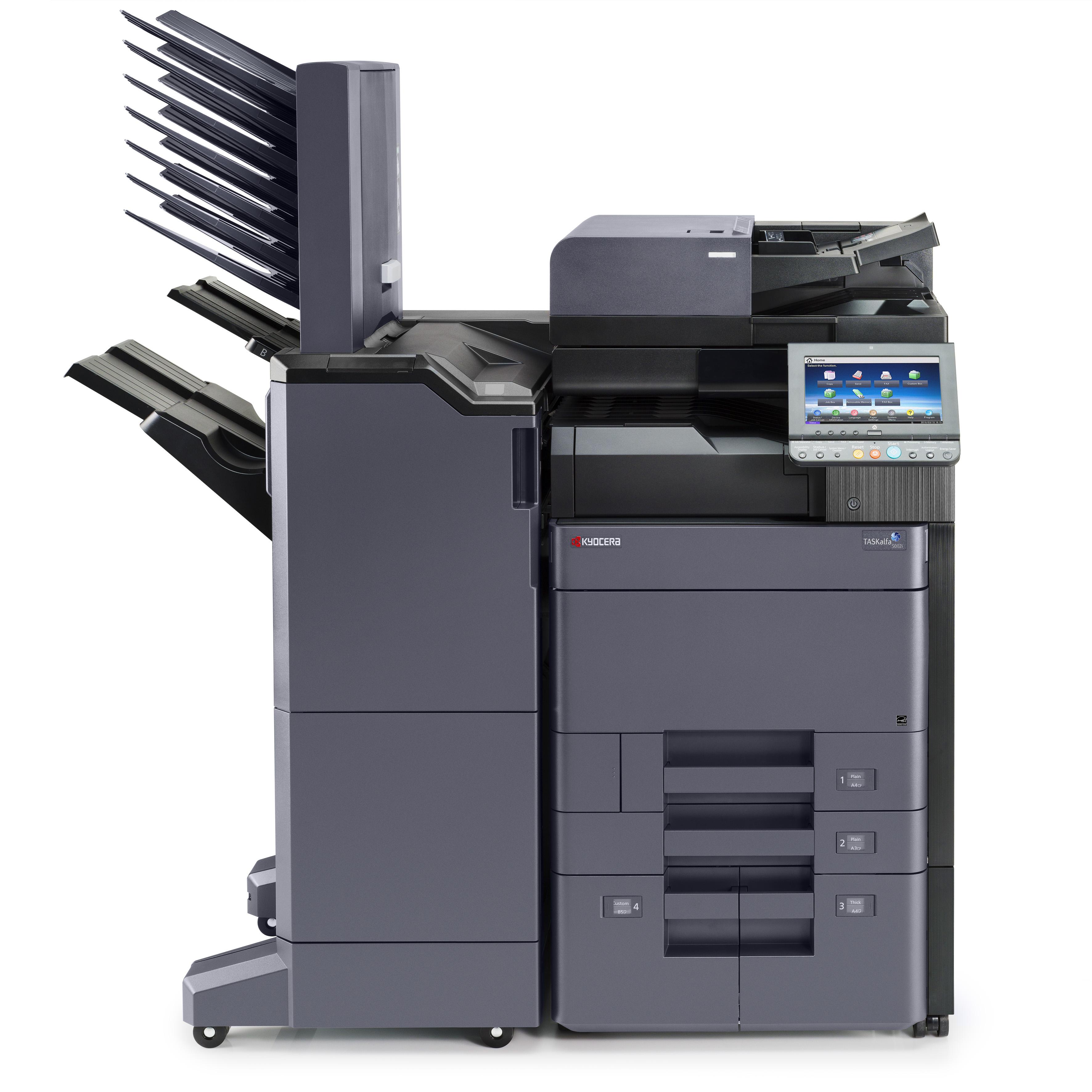 No one supplier of Kyocera MFP printers in Uganda