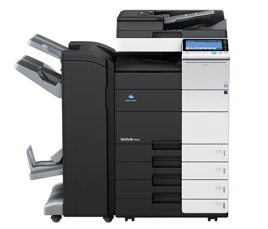 Konica bizhub 454e printer in Uganda